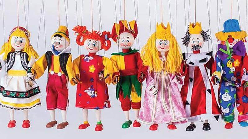 Teatru de marionete pentru copii, la Roman Value Centre