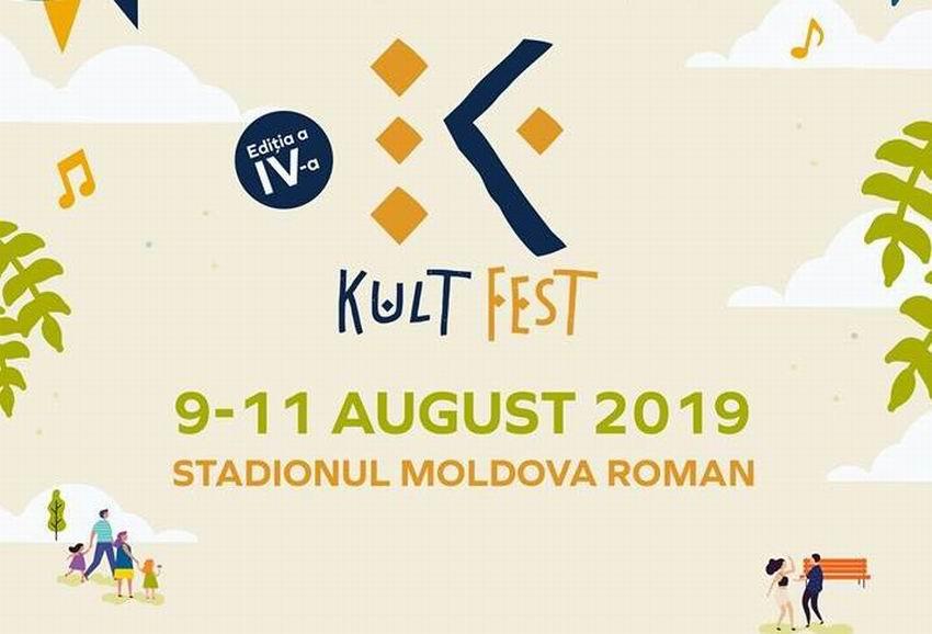 Nicole Cherry, Phoenix, ROA, Subcarpați și Gașca Zurli vin la Roman, la a patra ediție a KULT FEST