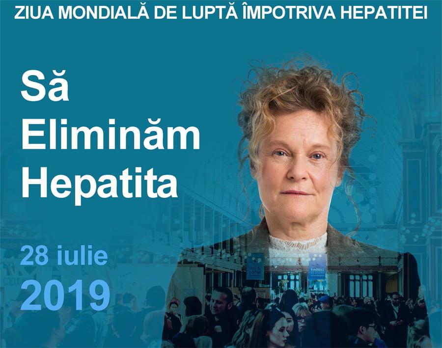 28 iulie, Ziua mondială de luptă împotriva hepatitei