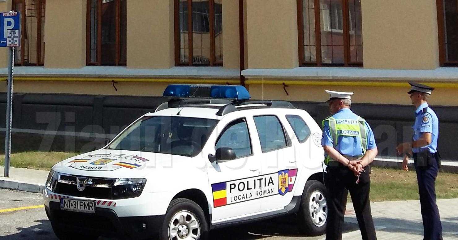 Polițiștii locali vor avea camere de luat vederi pe uniforme