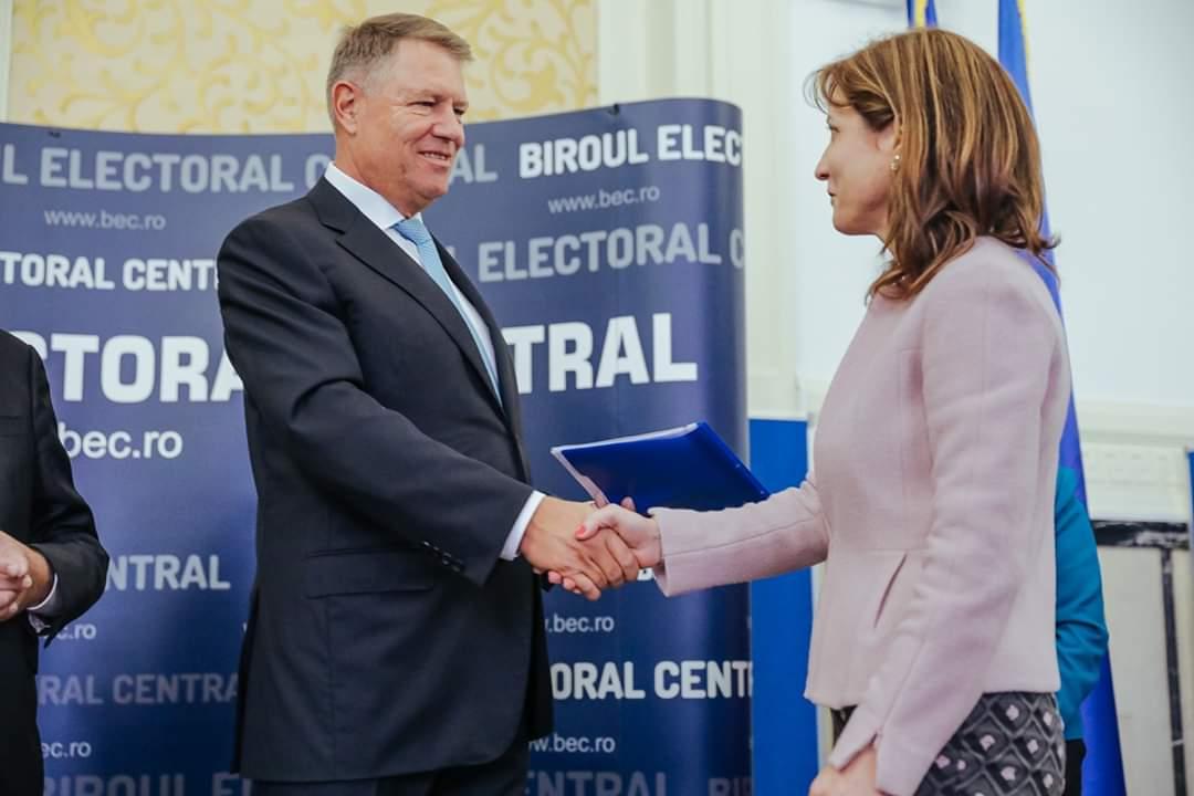 """Klaus Iohannis, la depunerea candidaturii: """"ȘTIU ce trebuie făcut și împreună cu un guvern pro european, în jurul PNL-ului, vom face această muncă pentru români!"""""""