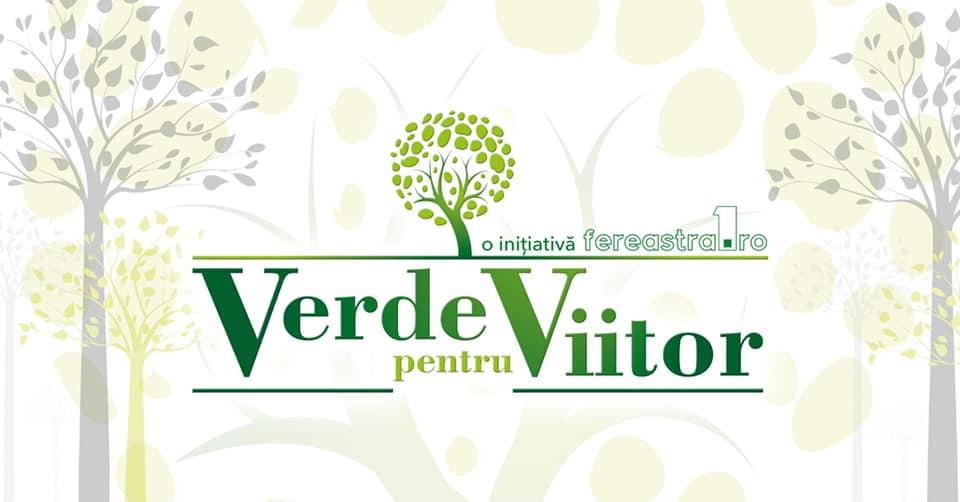 """Echipa Fereastra 1 lansează campania """"Verde pentru viitor"""", prin care vor fi plantați 20.000 de copăcei"""