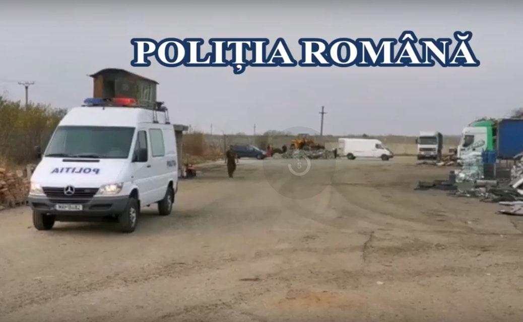Acțiune a polițiștilor pentru siguranța transporturilor