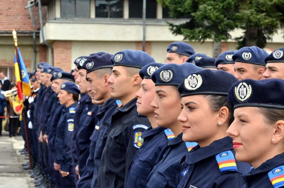 Jandarmeria Neamț recrutează candidați pentru admiterea în școlile militare de subofițeri jandarmi