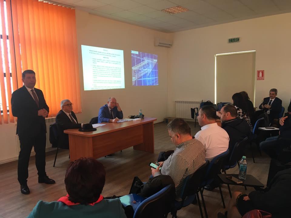 Romanul a fost acceptat în unanimitate să treacă la ApaVital Iași