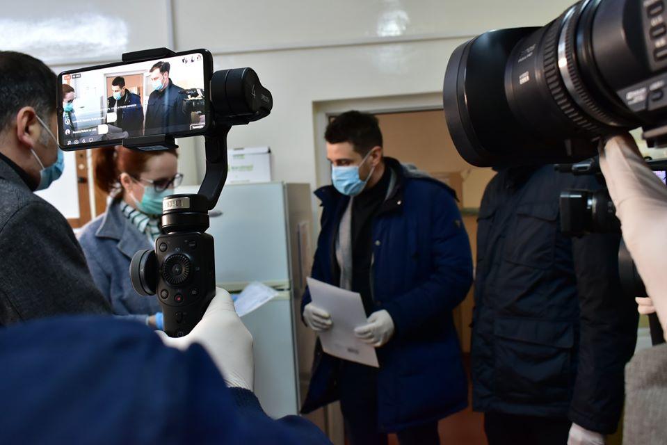 Spitalul Roman, avizat de DSP Neamț pentru testare COVID-19