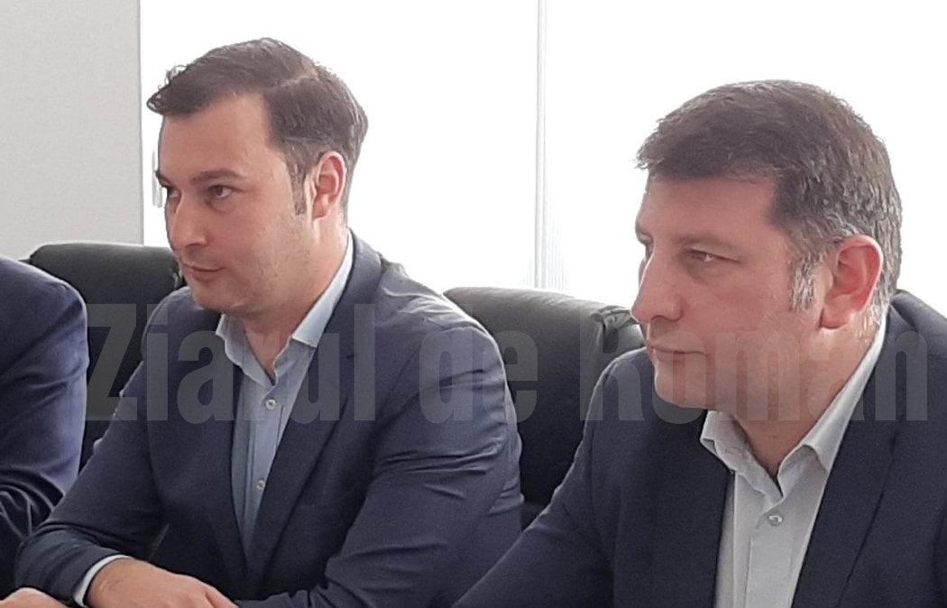 Primarul Lucian Micu, demis din funcție de prefectul George Lazăr