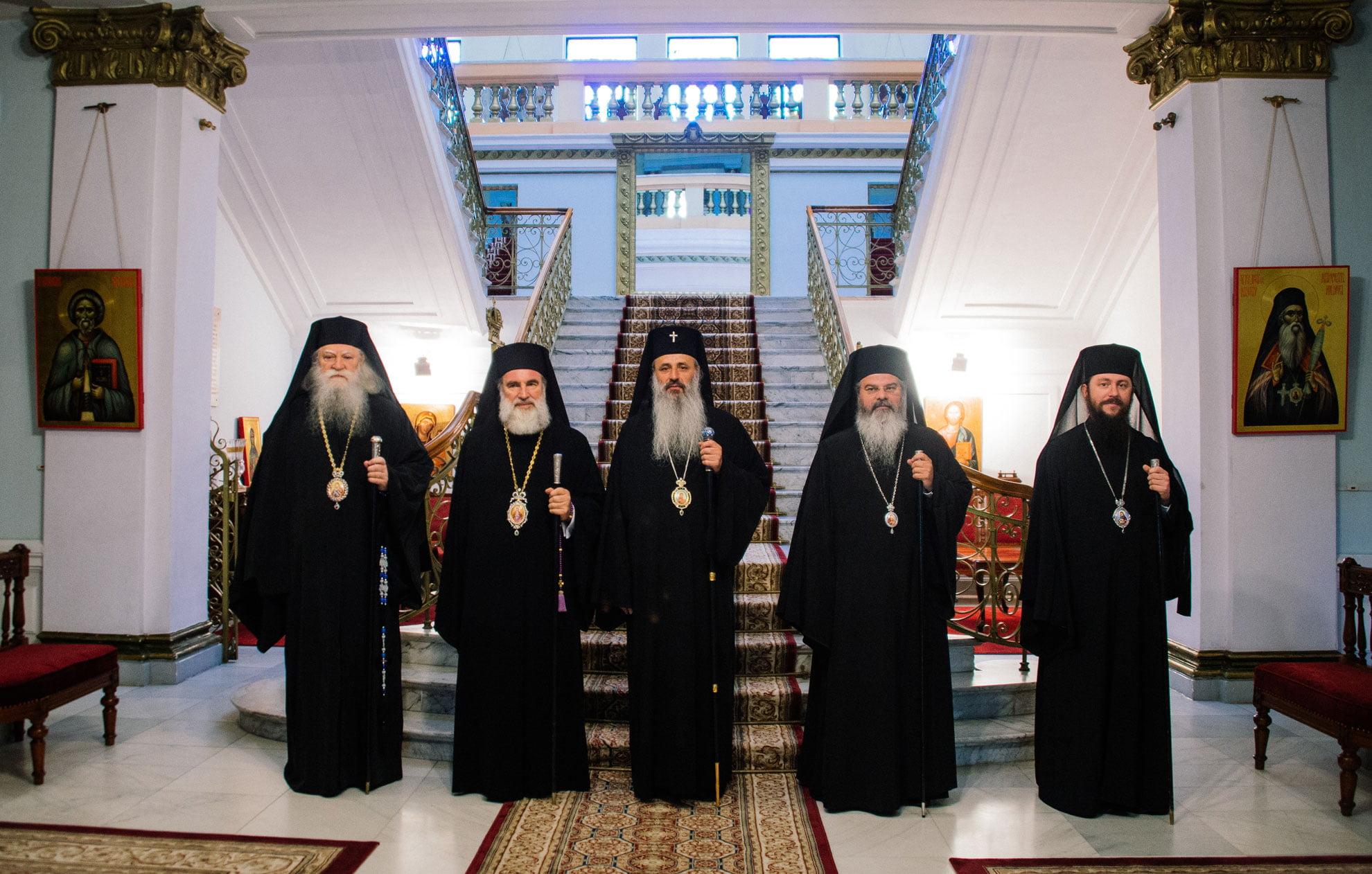 Au fost desemnați doi ierarhi candidati pentru slujirea  de Arhiepiscop al Sucevei și Rădăuților