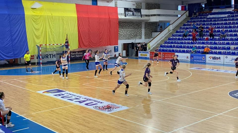 CSM Roman, pe ultimul loc în cadrul turneului de baraj pentru promovarea în Liga Națională