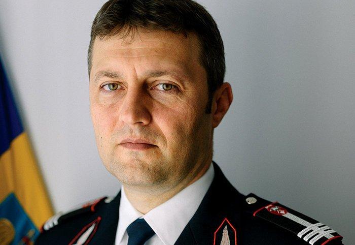 Colonelul Mihai Ciprian Mitrea a câștigat concursul pentru funcția de inspector șef al ISU Neamț