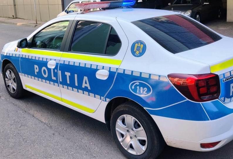Peste 350 de șoferi amendați de polițiști din cauza vitezei, săptămâna trecută