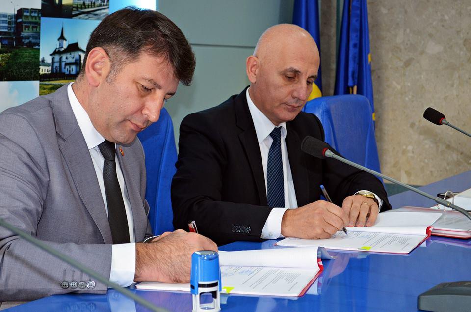 A fost semnat contractul de finanțare pentru reabilitarea blocului nr. 33 de pe strada Anton Pann