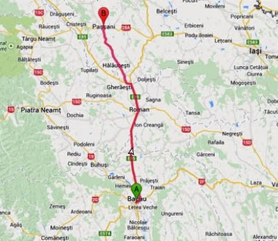 Fonduri europene pentru realizarea drumului de mare viteză Bacău – Pașcani