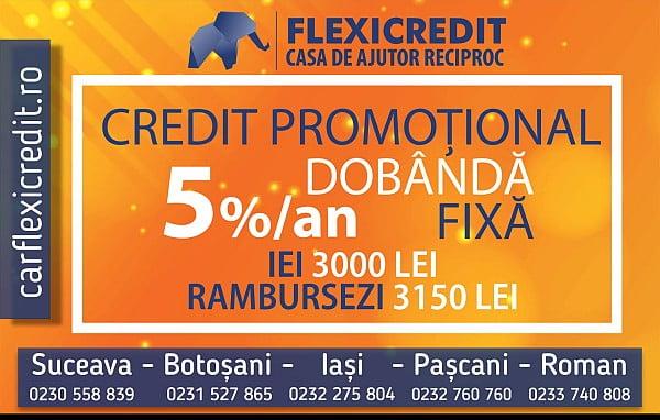 CAR FLEXICREDIT – Cu și despre creditele pe care ar trebui să le accesezi