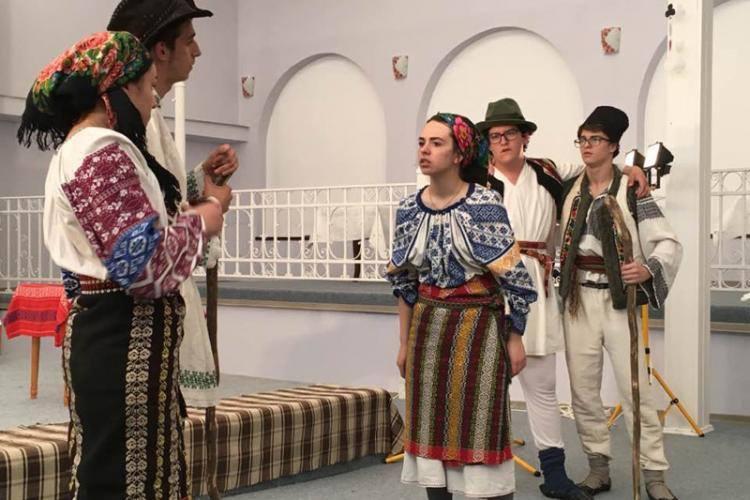 """Elogii pentru Trupa """"Gong"""", după Festivalul de Teatru pentru Tineret """"Bujor Macrin"""" de la Brăila"""
