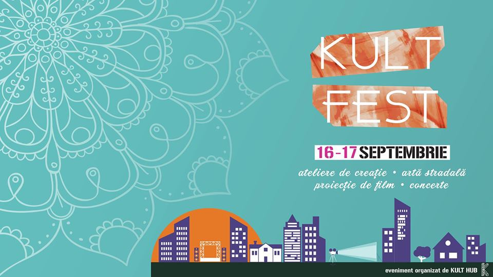 KULT Fest, un eveniment dedicat tinerilor pasionați de educație alternativă și cultură