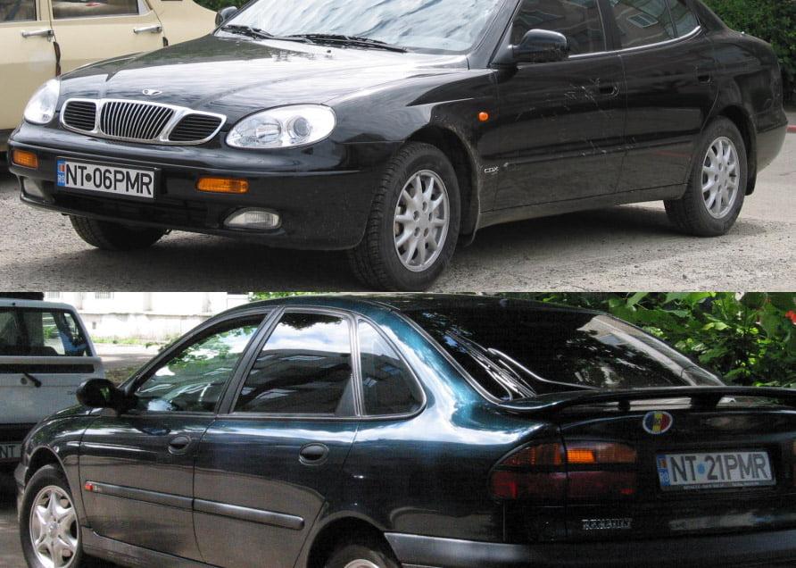 Mașina Daewoo Leganza a Primăriei nu s-a vândut. Prețul scade cu 25%