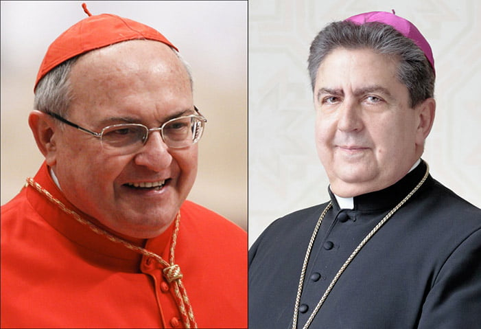 """Înalți oaspeți de la Vatican la sfințirea Centrului Medical """"Anton Durcovici"""" din Săbăoani"""