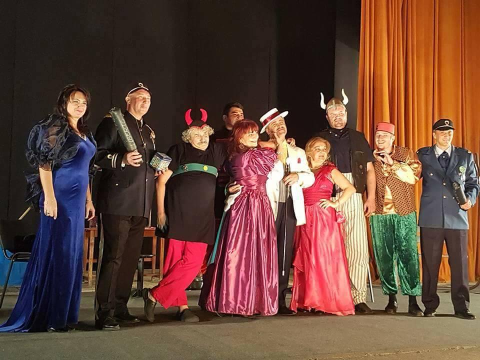 """Teatrul """"Dan Alecsandrescu"""" prezintă luni comedia """"D'ale carnavalului"""""""