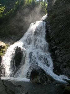poza cu cascada