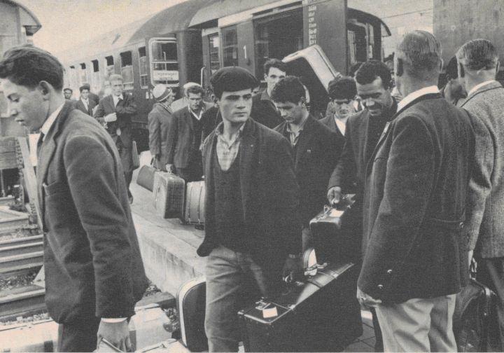 italieni migranti