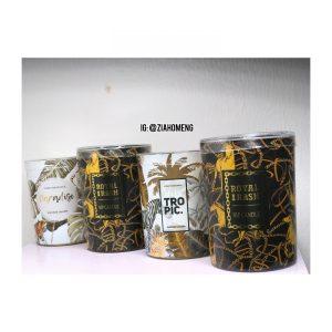 Tropical, Royal Irish VIP scented candles