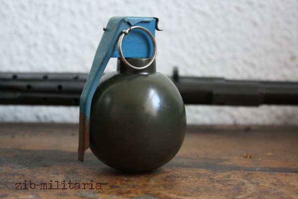 Baseball M67 Grenade - Exploring Mars