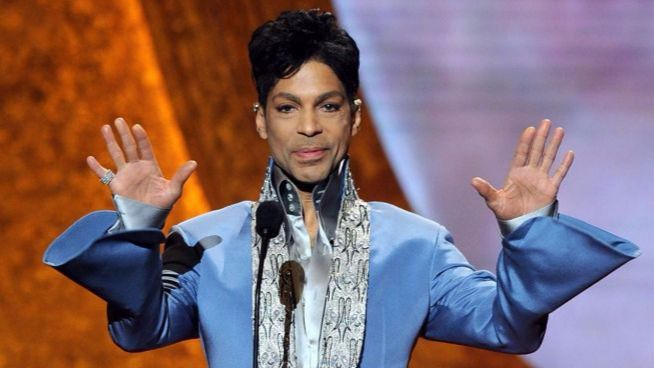 prince cantante