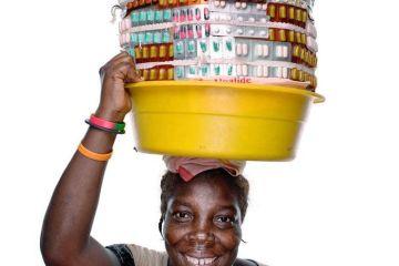 Ad Haiti le farmacie sono ambulanti