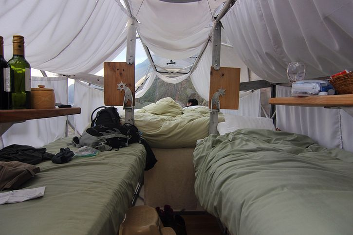 Skylodge un hotel solo per chi non soffre di vertigini