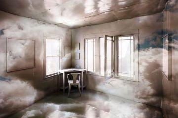Le impressionanti illusioni fotografiche di Chris Engman
