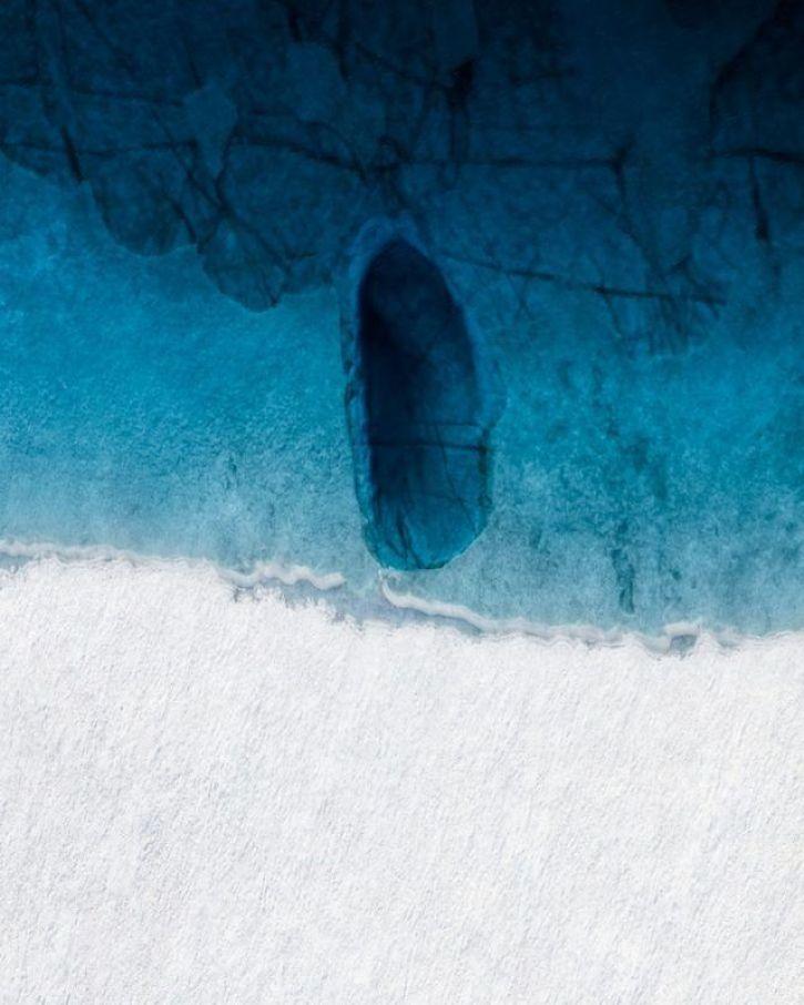 riscaldamento globale in Groenlandia