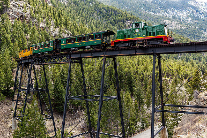 le più incredibili e pericolose ferrovie al mondo