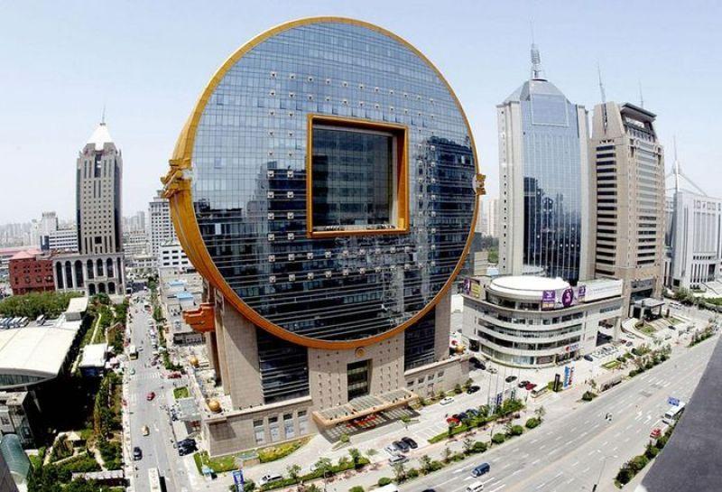 edifici circolari più strani al mondo