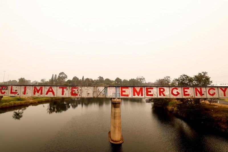 Propteste per il clima in Australia