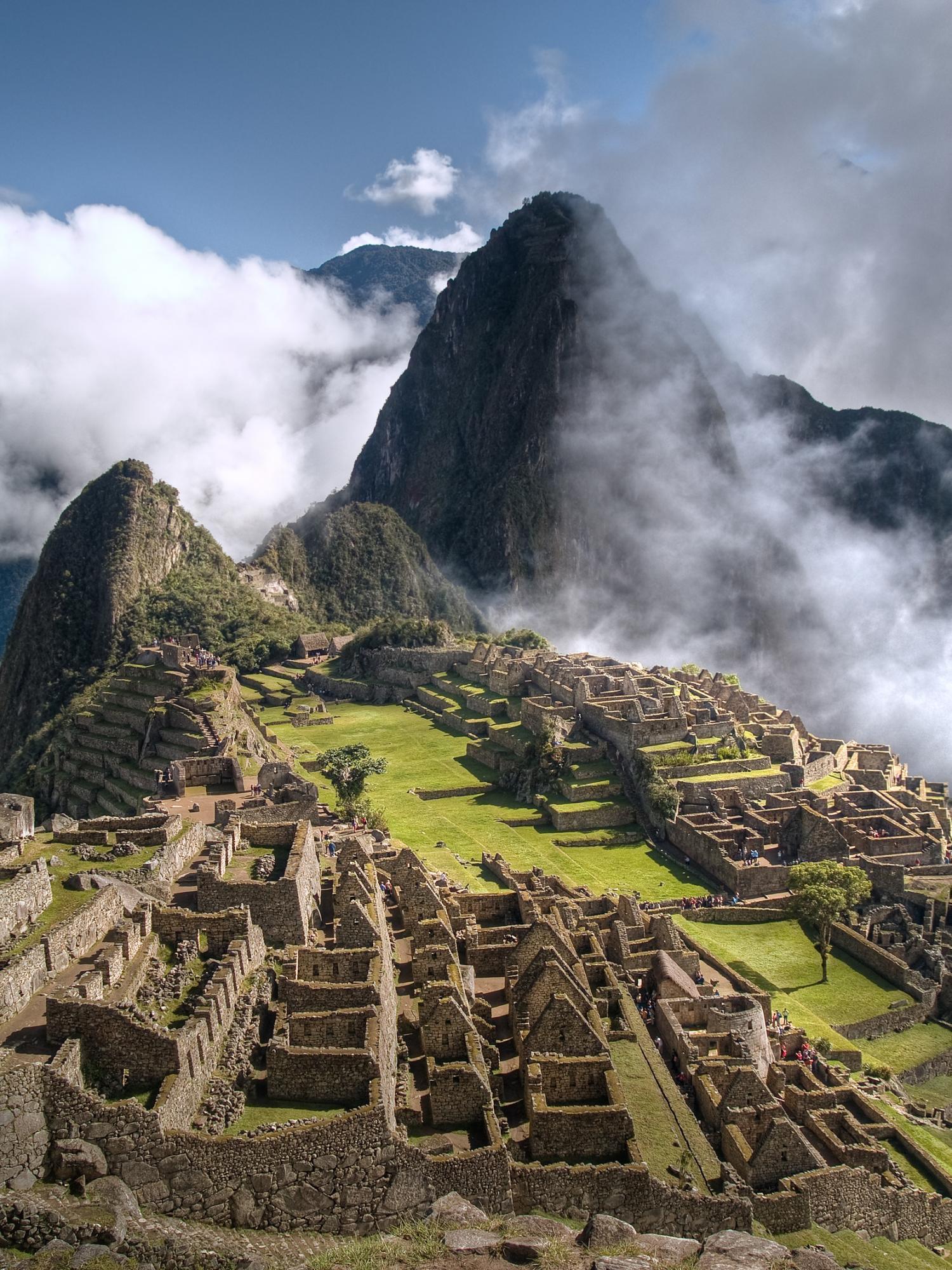 Amazing Peru Vacation Inca Trail Trek Amazon Jungle