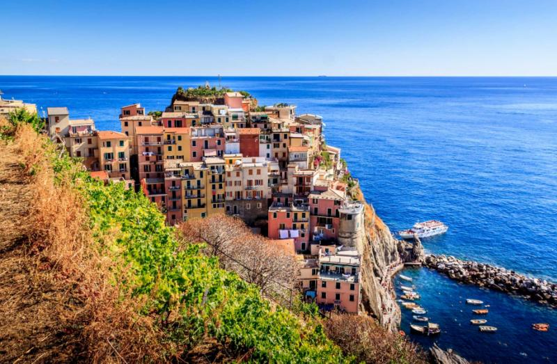 A Perfect Week in the Italian Riviera Tour  Zicasso