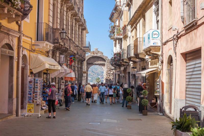 Luxury Tour Of Sicily Highlights Taormina Syracuse
