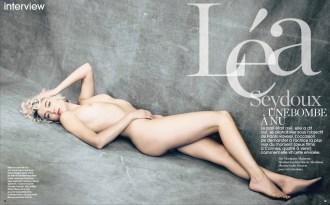 Lea Seydoux Marie Claire France 2013 3