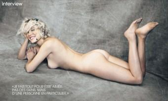Lea Seydoux Marie Claire France 2013 4