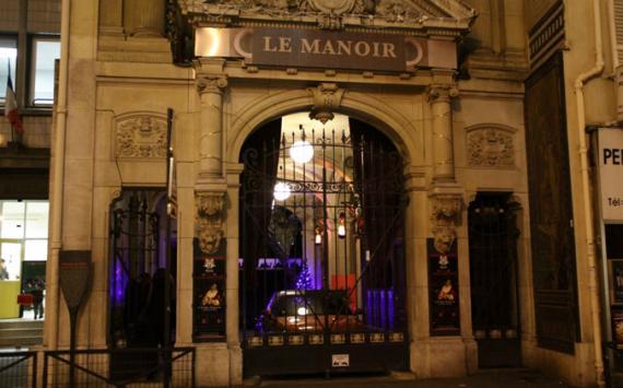 Halloween story: part 10 par Zickma – Le manoir de Paris – Zickma
