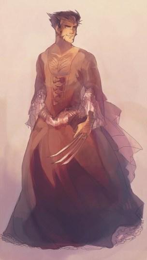 wolverine princesse2