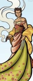 wolverine princesse6