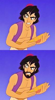 Disney barbes 21