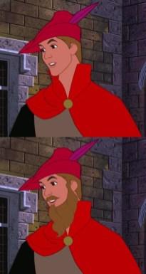 Disney barbes 23