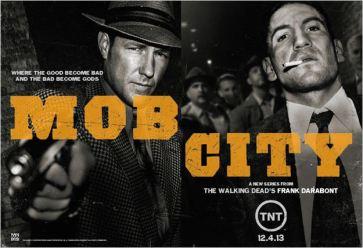 Mob City affiche