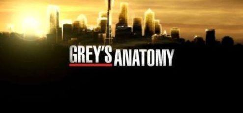Grey's Anatomy affiche