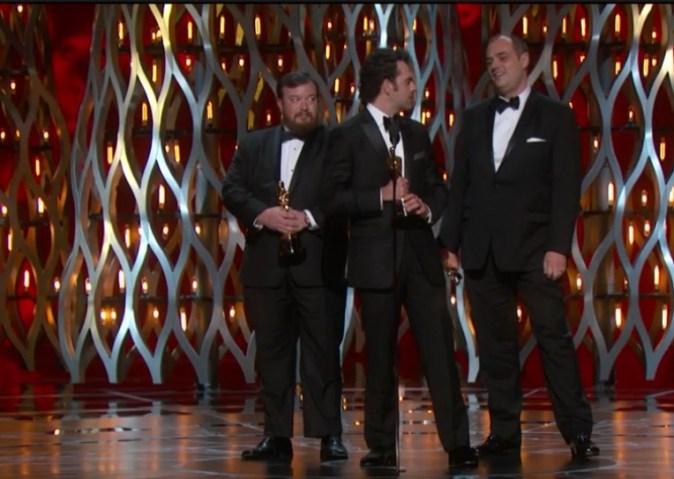 Oscars 2015 Meilleur mixage son3