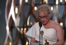 Oscars 2015 Meilleure Second rôle féminin2