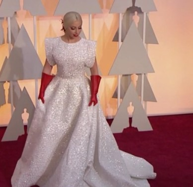 Oscars 2015 Tapis Rouge75